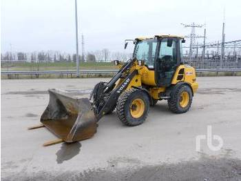Wheel loader VOLVO L25F-P
