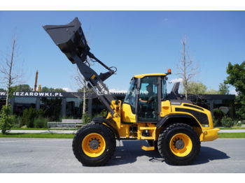 Wheel loader VOLVO L45H , 10T , Bucket 1.5m3 , quick-coupler , auto-greasing , AC ,