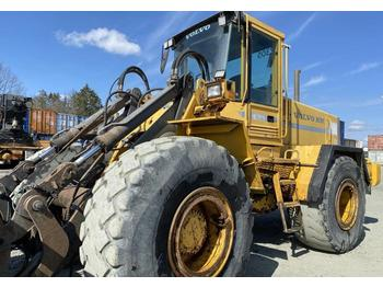 Volvo BM L120B  - wheel loader