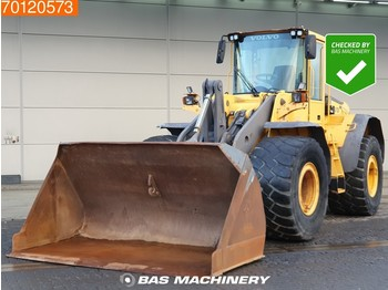Volvo L120E From first owner - VOLVO Quick Coupler - wheel loader