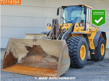 Volvo L120F New front tyres - German machine - wheel loader