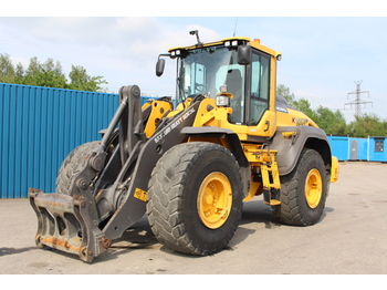 Wheel loader Volvo L120H: picture 1