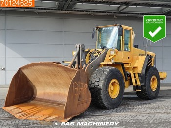 Wheel loader Volvo L150 E Good tyres - from first owner