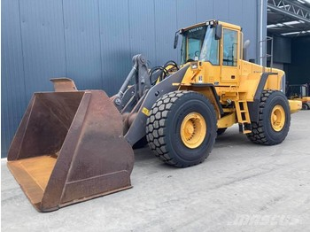 Volvo L180E - wheel loader