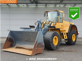 Wheel loader Volvo L180 E Nice and clean loader