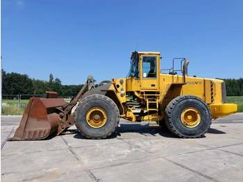 Volvo L220E CE + EPA  - wheel loader