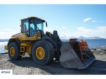 Volvo L70F - wheel loader
