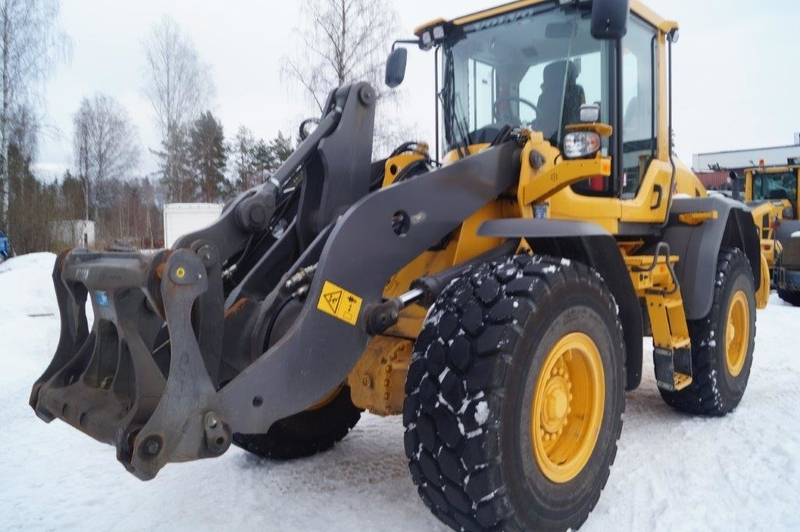 Volvo L70h Wheel Loader From Norway For Sale At Truck1 Id 1925521