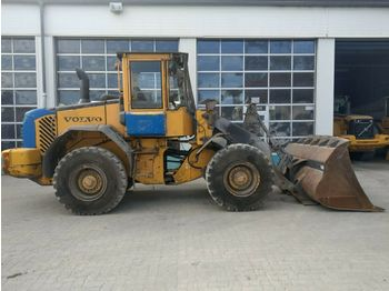Wheel loader Volvo L90E German machine !!!