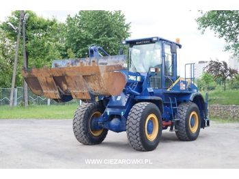 WARYŃSKI LIUGONG 835 II VERY GOOD - wheel loader