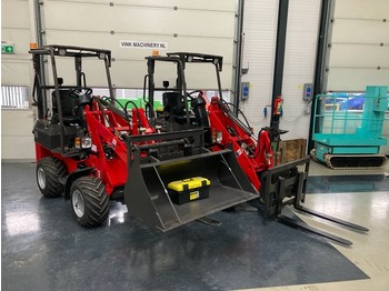 Wheel loader WOLF Mini 750 loader