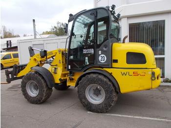 Wheel loader WackerNeuson WL50