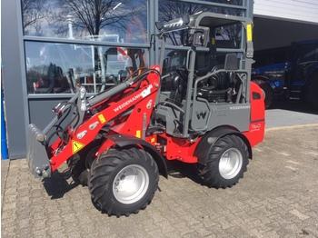 Wheel loader  Weidemann 1160 eHoftrac DEMO