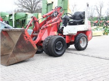 Wheel loader Weidemann 1245 SK-A