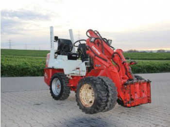 Wheel loader Weidemann 1255 SK-A