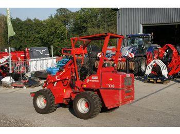Wheel loader Weidemann 1370-50PS-Super Zustand