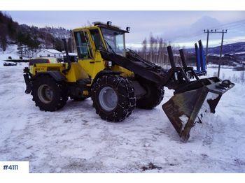 Wheel loader Wille 845
