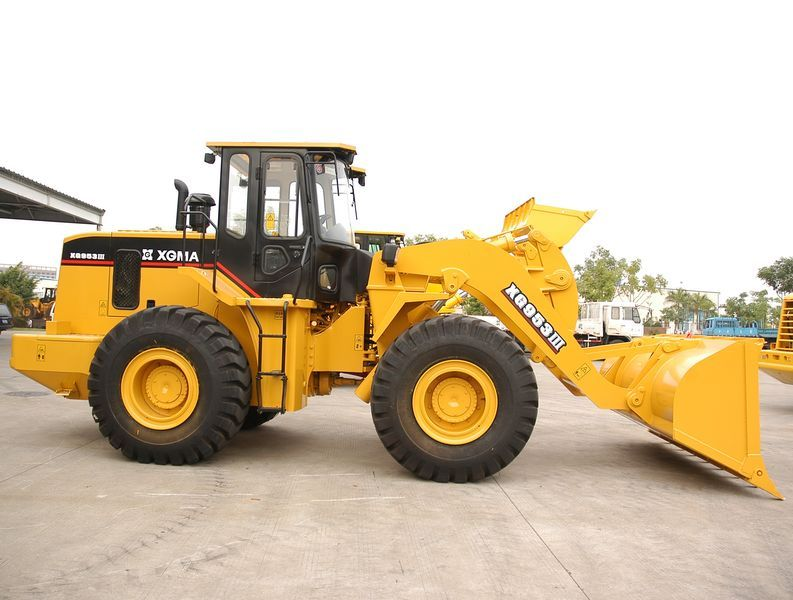 XGMA XG953H wheel loader from China for sale at Truck1, ID