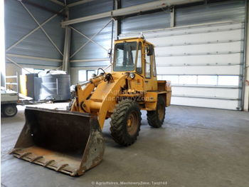 Wheel loader ZETTELMEYER ZL601B