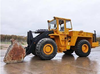 Zettelmeyer ZL4001 V-8 Engine  - wheel loader