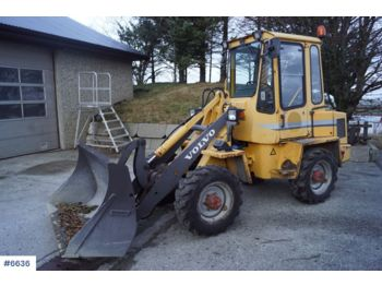 Zettelmeyer ZL402C - wheel loader