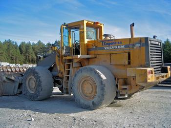 volvo 330c - wheel loader