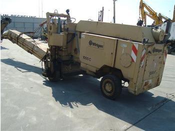 Wirtgen 1000C (Ref 110004) - construction machinery