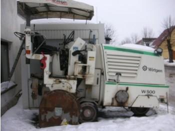 Wirtgen Wirtgen W 500 - construction machinery