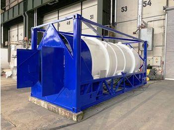 GAS, Cryogenic tank, Oxygen, Argon, Nitrogen, LIN, LAR, LOX, IM - cserélhető felépítmény - tartály
