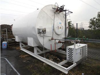 Sorenam GAS, CO2, carbon dioxide, uglekislota - cserélhető felépítmény - tartály