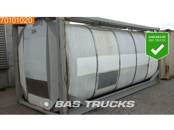 Van Hool 20Ft Tankcontainer IMO-2 26000Ltr 20ft - cserélhető felépítmény - tartály