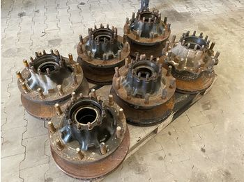 VOLVO COMPLETE REAR HUB / WORLDWIDE DELIVERY - centrum