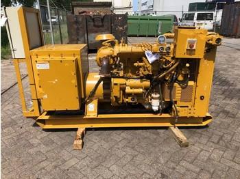Caterpillar 3304 DIT - Marine Generator set - 124 kVa - silnik