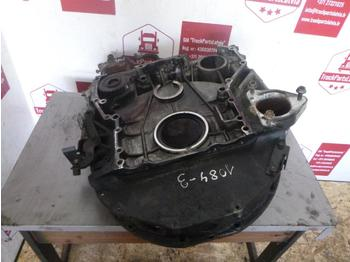 Silnik/ część do silnika Mercedes-Benz Actros Engine compressor head A5411303519