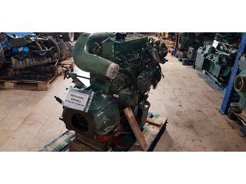 Silnik MERCEDES-BENZ OM366