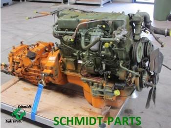 Mercedes-Benz OM 352 Motor + Versnellingsbak - silnik