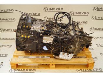 ZF 16S2323 TD MANUAL  / gearbox - skrzynia biegów