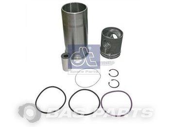 DT SPARE PARTS Cylinder liner kit 276901 - tłok/ pierścień/ tulej