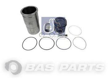 DT SPARE PARTS Cylinder liner kit 276939 - tłok/ pierścień/ tulej