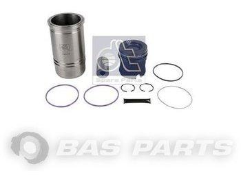 DT SPARE PARTS Cylinder liner kit 85103701 - tłok/ pierścień/ tulej