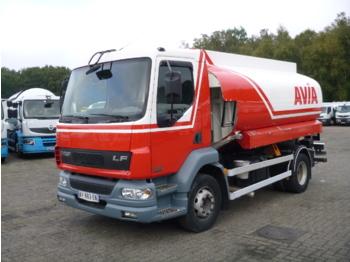 صهريج شاحنة D.A.F. LF 55.220 4x2 fuel tank 11.5 m3 / 3 comp