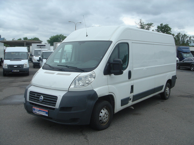 fiat ducato l4h3 maxi closed box delivery van from czech. Black Bedroom Furniture Sets. Home Design Ideas