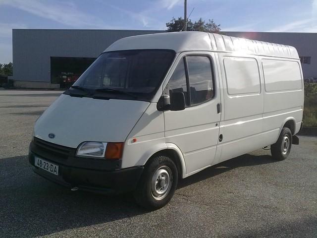 Ford Transit Swb Van Price