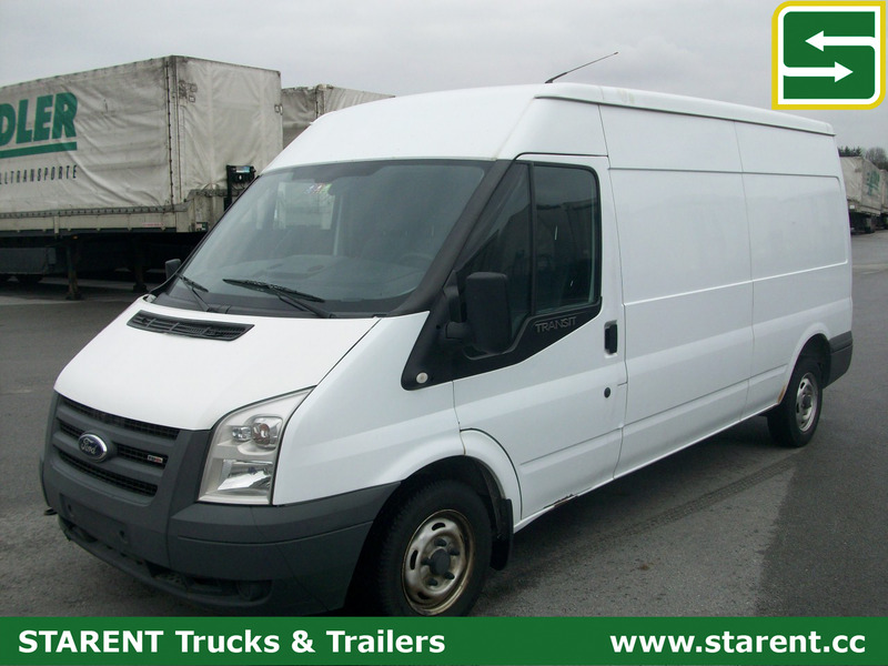 closed box delivery van ford transit frontantrieb ft 300 l 2 2 td sale of closed box delivery. Black Bedroom Furniture Sets. Home Design Ideas
