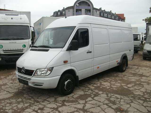 how to buy a second hand van
