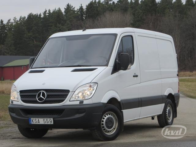 mercedes sprinter 316 cdi sk p aut 163hk closed box delivery van from sweden for sale at. Black Bedroom Furniture Sets. Home Design Ideas