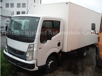closed box delivery van renault maxity 130 dx koffer. Black Bedroom Furniture Sets. Home Design Ideas