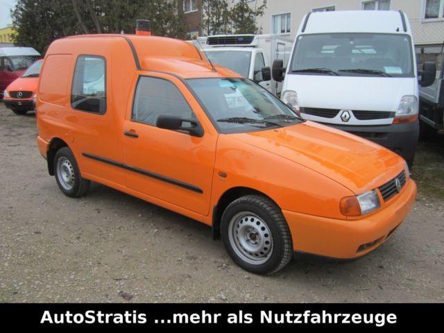closed box delivery van volkswagen caddy 1 9 sdi classic. Black Bedroom Furniture Sets. Home Design Ideas