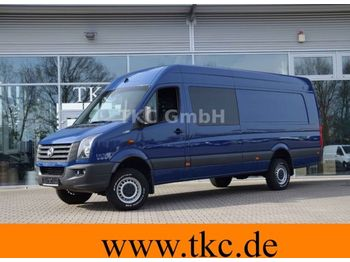 closed box delivery van volkswagen crafter 35 tdi 43 sl 4motion 4 sitzer allrad 4x4 picture 1. Black Bedroom Furniture Sets. Home Design Ideas