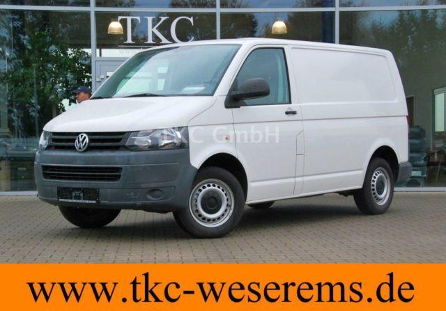 closed box delivery van volkswagen t5 kasten kr benziner 2. Black Bedroom Furniture Sets. Home Design Ideas